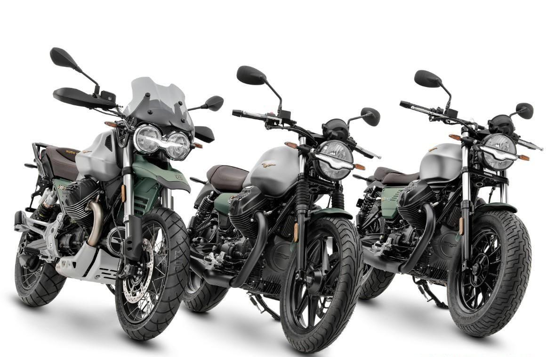 Moto Guzzi: 100-jarig bestaan met Centennial uitvoeringen